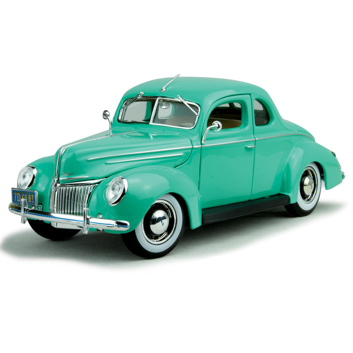 1939 Ford Coupe Main Image
