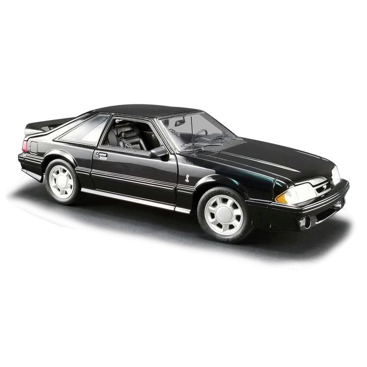 1993 Ford Mustang Cobra - Black Main Image