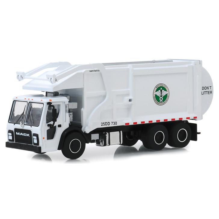 New York City Sanitation Mack LR Refuse Truck Main Image