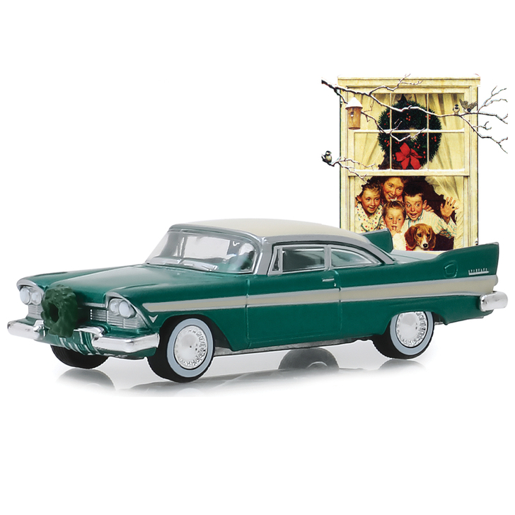 Norman Rockwell 1957 Plymouth Belvedere with Wreath Main Image