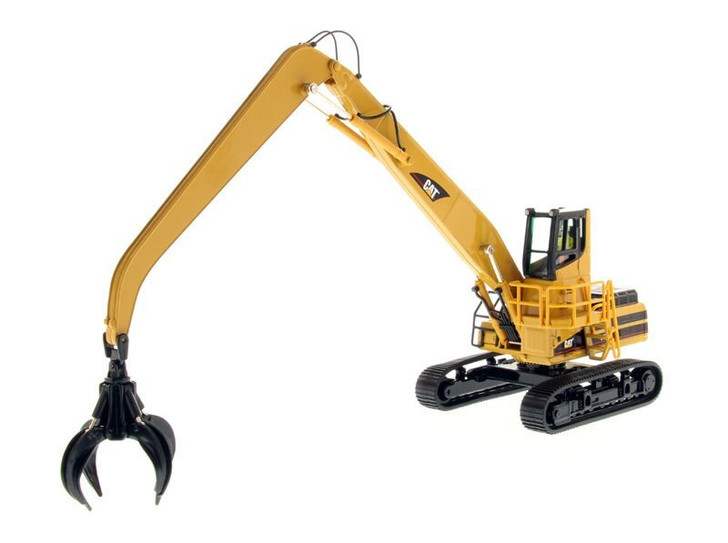 Diecast Masters Diecast Masters Core Classics 1/50 Caterpillar 345B Series II Material Handler With Work Tools 150 Scale Diecast Model by Diecast Masters DM85080