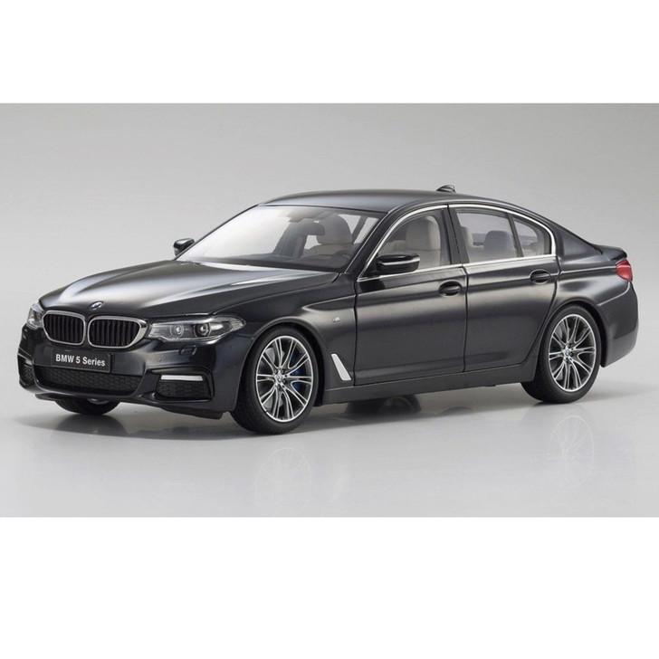 BMW 5 Series Sedan - Black Main Image