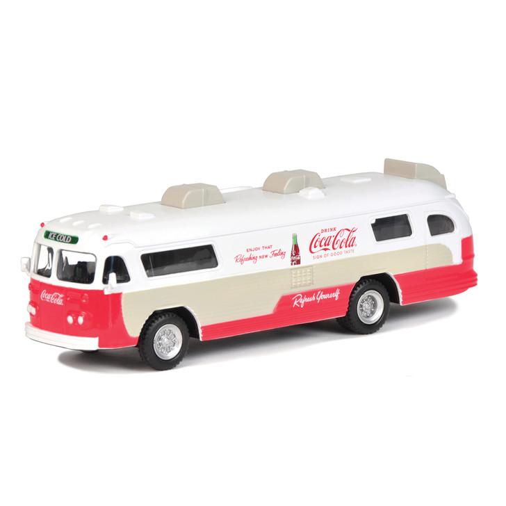 1960 Flxible Starliner Coca-Cola Bus Main Image