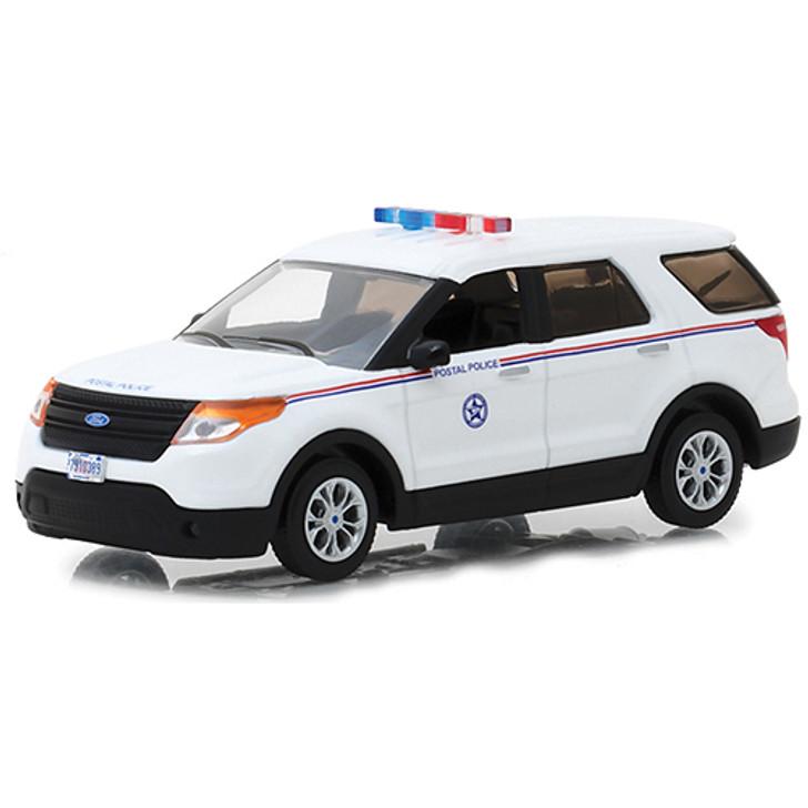 2014 Ford Explorer United States Postal Service Police Main Image
