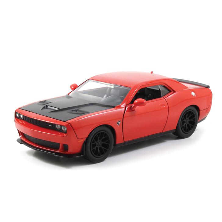 2015 Dodge Challenger SRT Hellcat - HEMI Orange Main Image