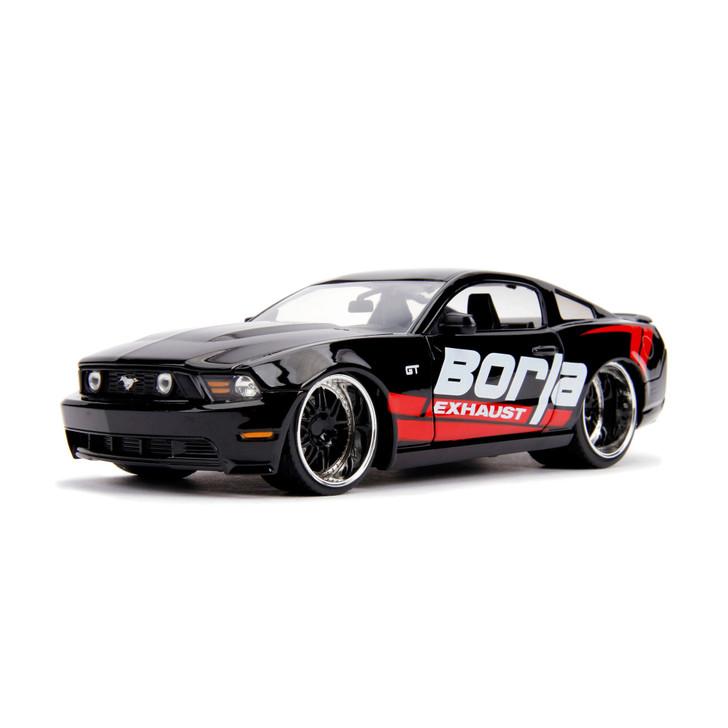 2010 Borla Mustang GT Main Image