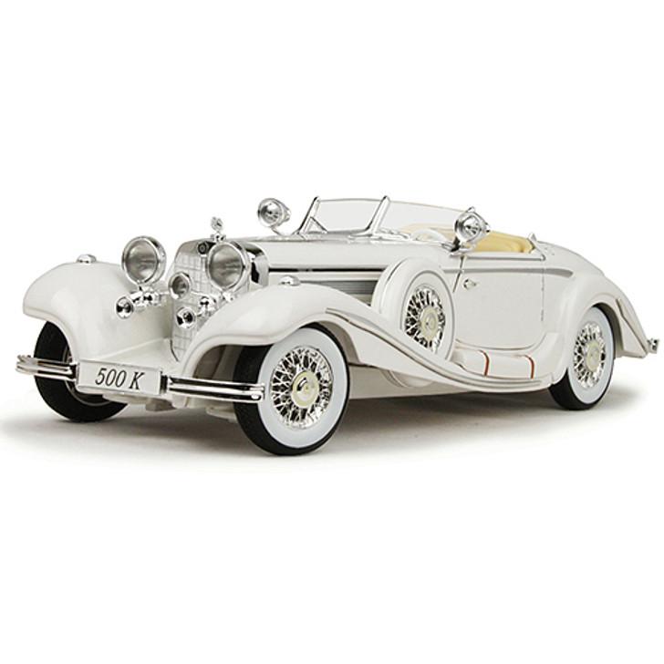 1936 Mercedes 500K Roadster Main Image