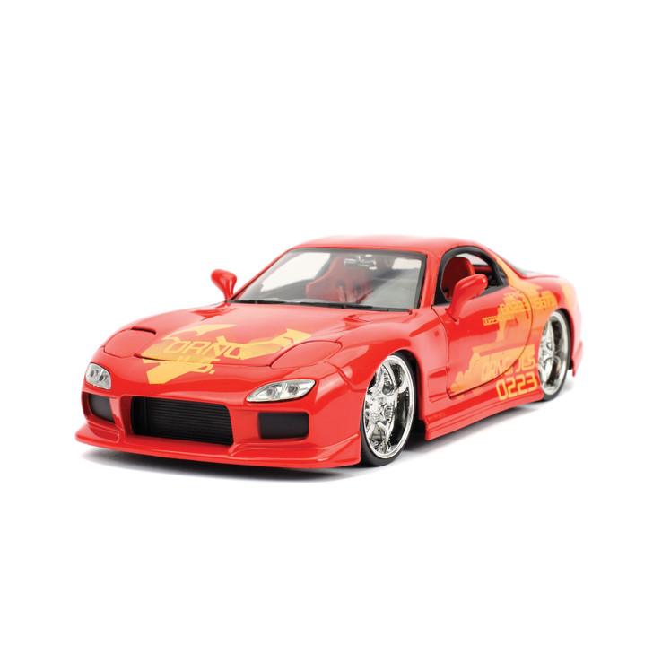 Orange Julius's Fast & Furious 1993 MAZDA RX-7 Main Image