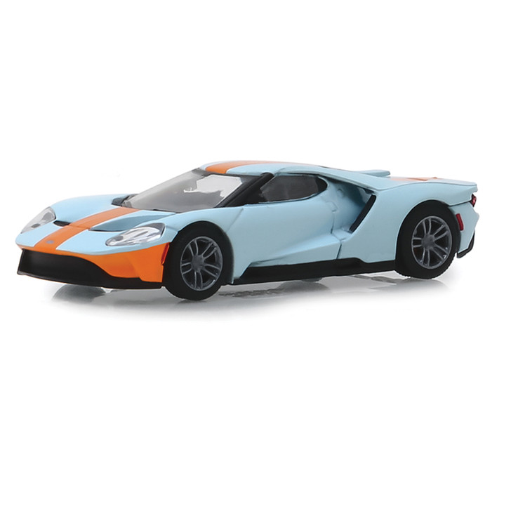 Gulf Heritage 2019 Ford GT Main Image