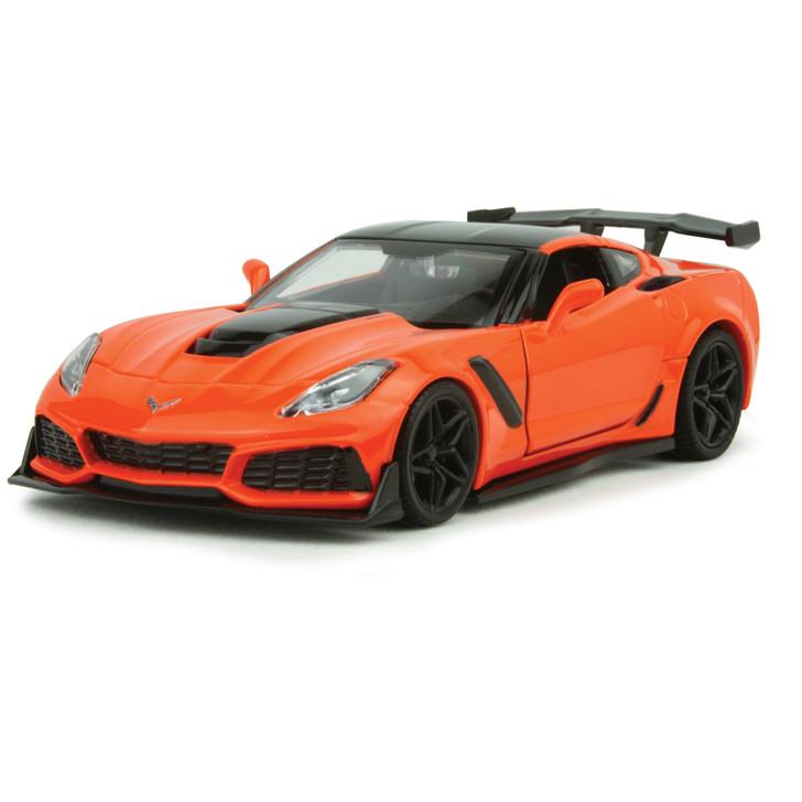 2019 Corvette ZR1 Track Pack - Sebring Orange Main Image