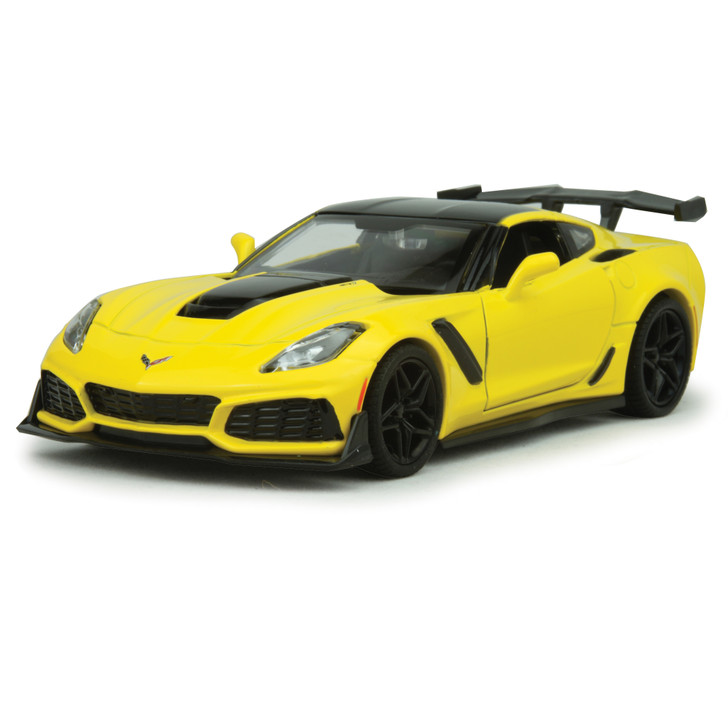 2019 Corvette ZR1 Track Pack - Race Yellow Main Image
