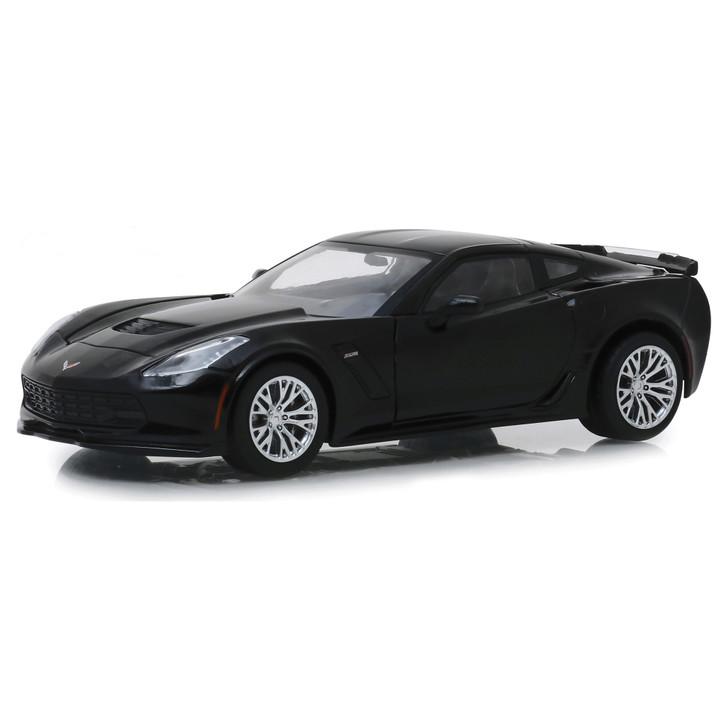 2019 Chevrolet Corvette Z06 Coupe - Black Main Image
