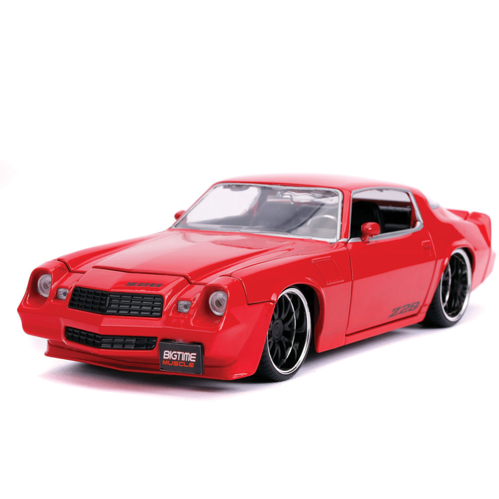 1979 Camaro Z/28 BTM - Red Main Image