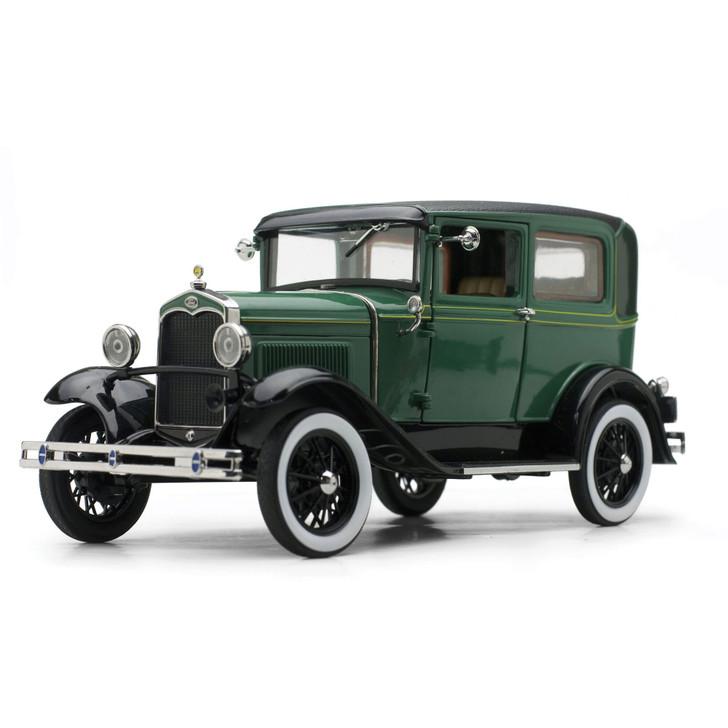 1931 Ford Model A Tudor - Balsam Green/Vagabond Green Main Image