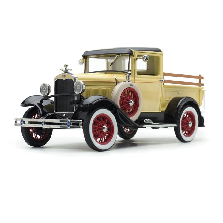 1931 Ford Model A Pickup - Bronson Yellow Main Image