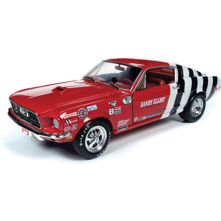 1968 Ford Mustang Fastback - Sandy Elliot Main Image