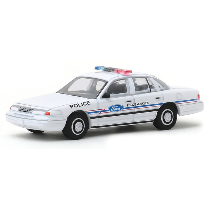 Ford Police Show Car 1993 Crown Victoria Police Interceptor Main Image