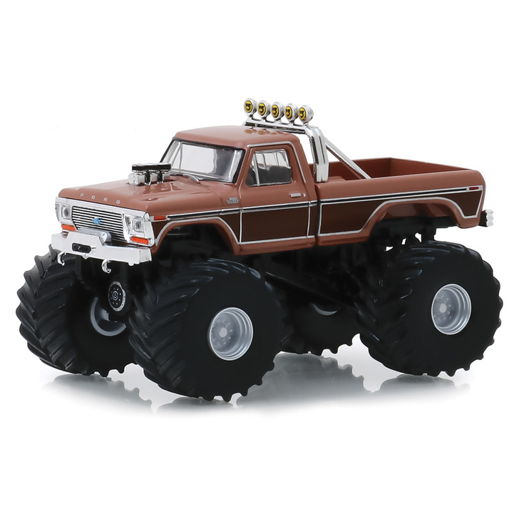 1978 Ford F-350 Monster Truck Main Image