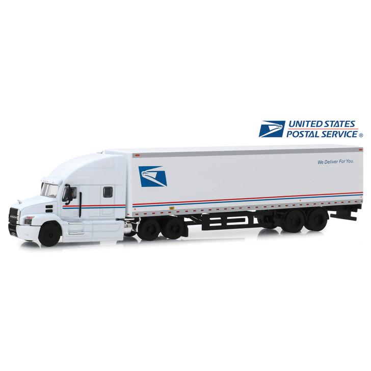 2019 Mack Anthem U.S. Postal Service Tractor Trailer Main Image