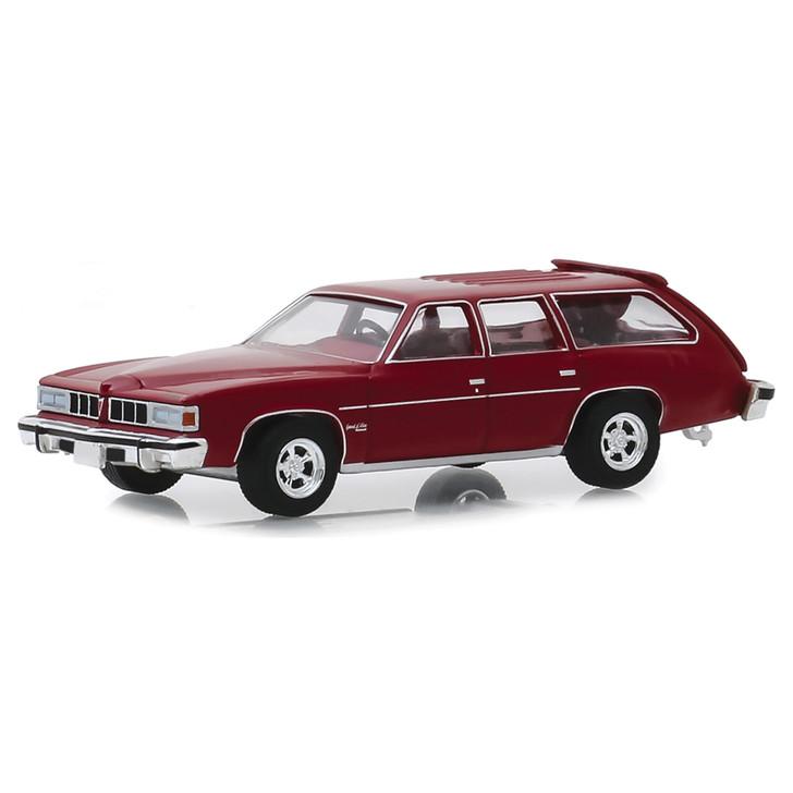 1976 Pontiac Grand LeMans Safari Wagon - Red Main Image