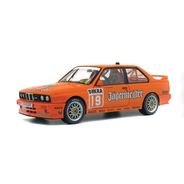 1992 BMW E30 M3 DTM Jagermaester Main Image