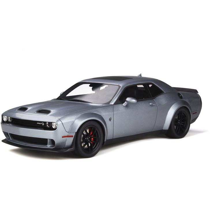 Dodge Challenger SRT Hellcat Redeye 1:18 Scale Diecast Model by GT Spirit Main Image