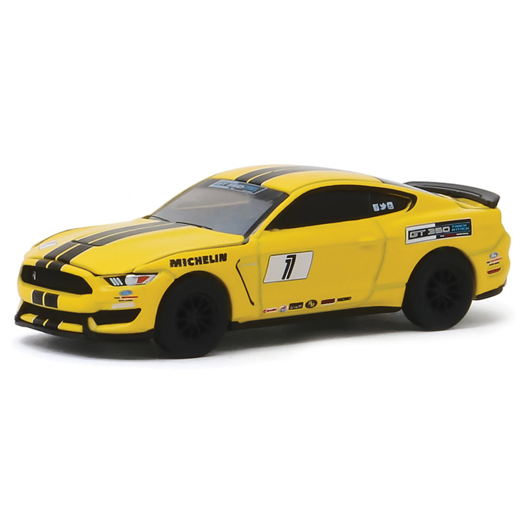 2016 Shelby G.T. 350 - Ford Racing School 1:64 Scale Diecast Model by Greenlight Main Image