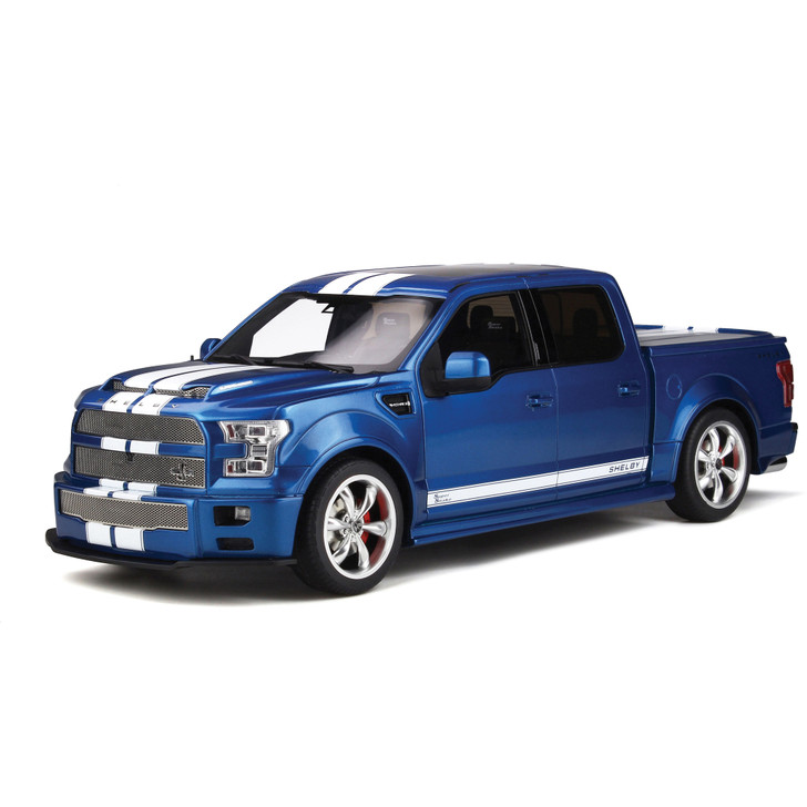 2017 Shelby F-150 Super Snake 1:18 Scale Diecast Model by GT Spirit Main Image