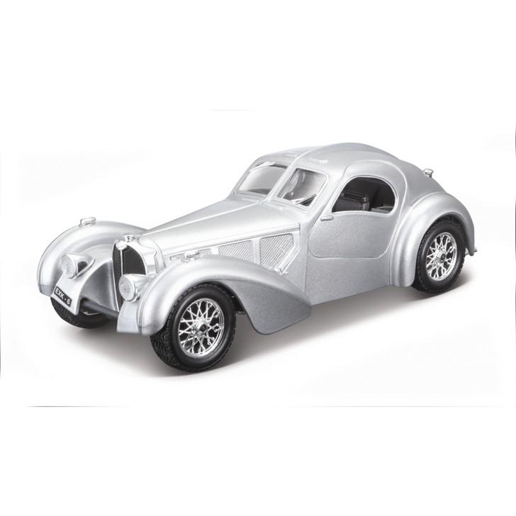 Bugatti Atlantic 1:24 Scale Diecast Model by Bburago Main Image