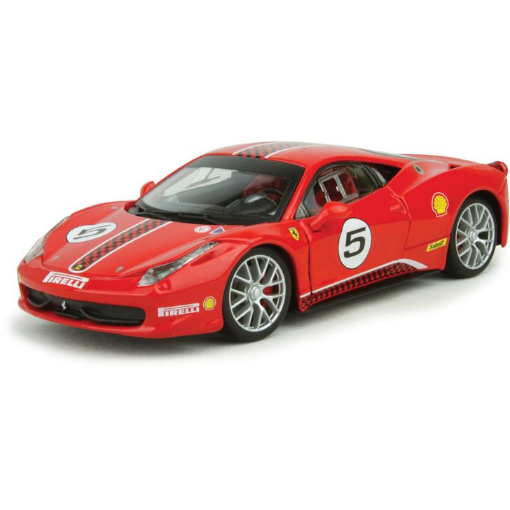 Ferrari 458 Challenge Racer Main Image