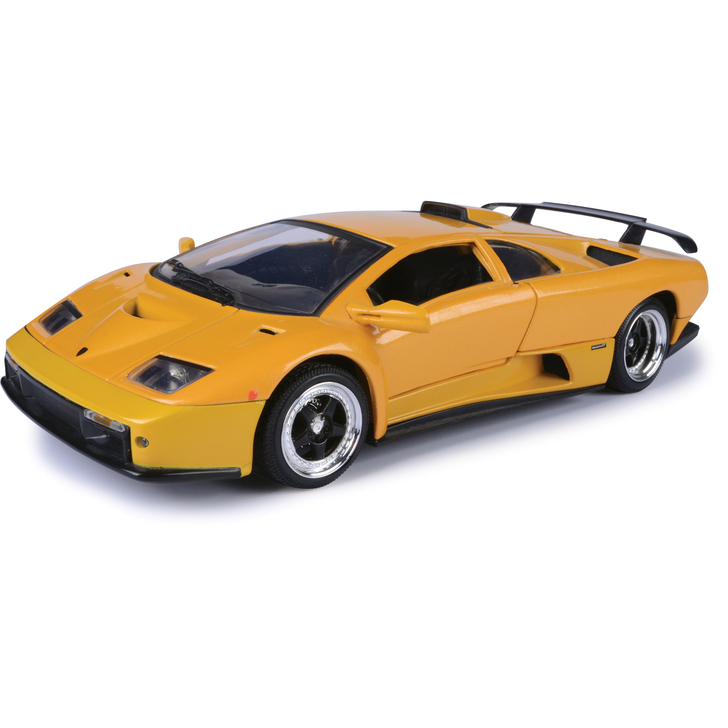 Lamborghini Diablo GT - Yellow 1:18 Scale Diecast Model by Motormax Main Image
