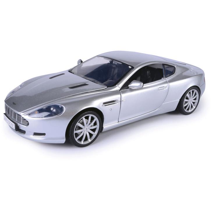 Aston Martin DB9 Coupe - Silver Main Image
