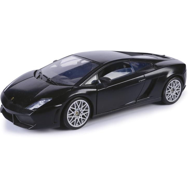 Lamborghini Gallardo LP560-4 - Black 1:18 Scale Diecast Model by Motormax Main Image