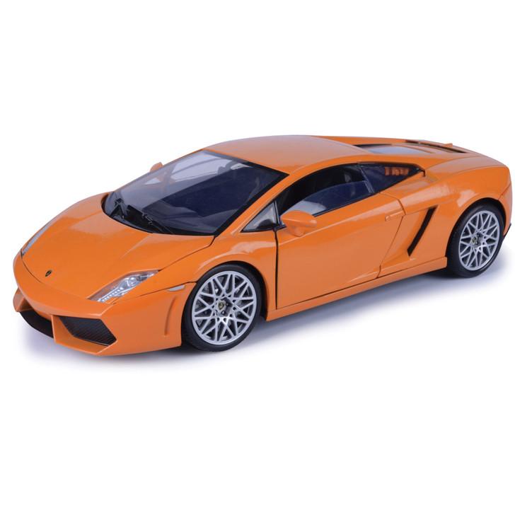 Lamborghini Gallardo LP560-4 - Orange 1:18 Scale Diecast Model by Motormax Main Image