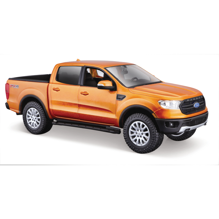 2019 Ford Ranger 1:24 Scale Diecast Model by Maisto Main Image