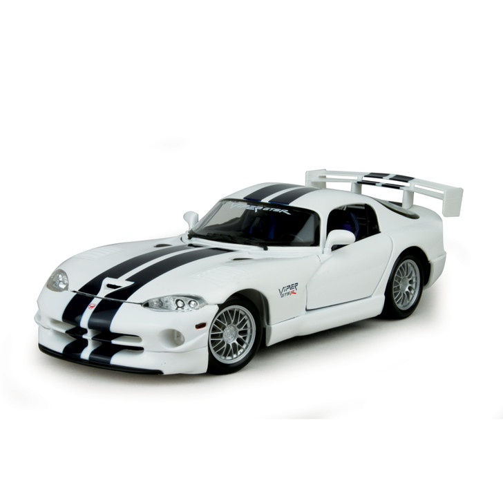 Dodge Viper GT2 1:18 Scale Diecast Model by Maisto Main Image