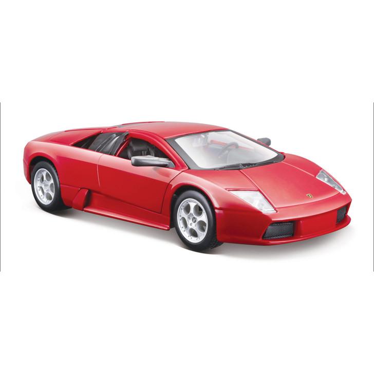 Lamborghini Murciélago - Red 1:24 Scale Diecast Model by Maisto Main Image
