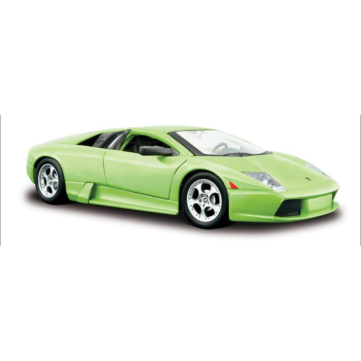 Lamborghini Murciélago - Green 1:24 Scale Diecast Model by Maisto Main Image
