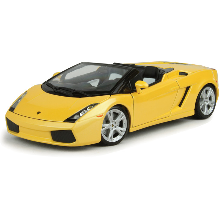 Lamborghini Gallardo Spyder Main Image