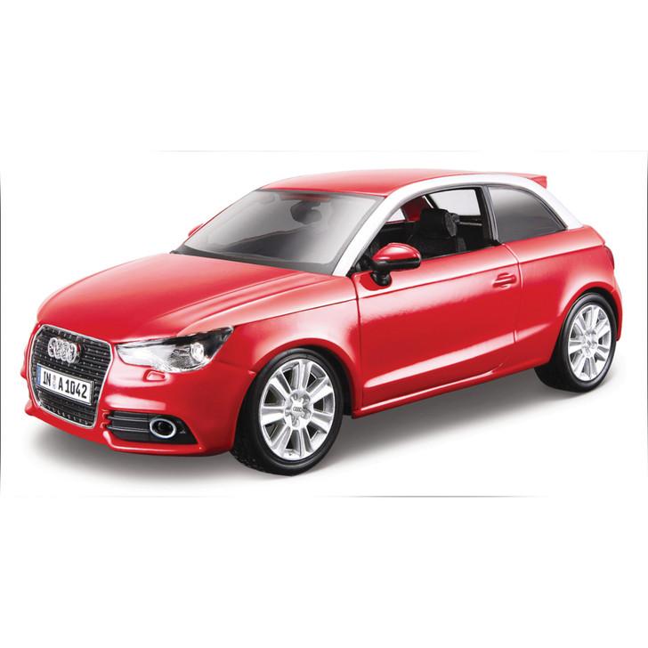 Audi A1 1:24 Scale Diecast Model by Bburago Main Image