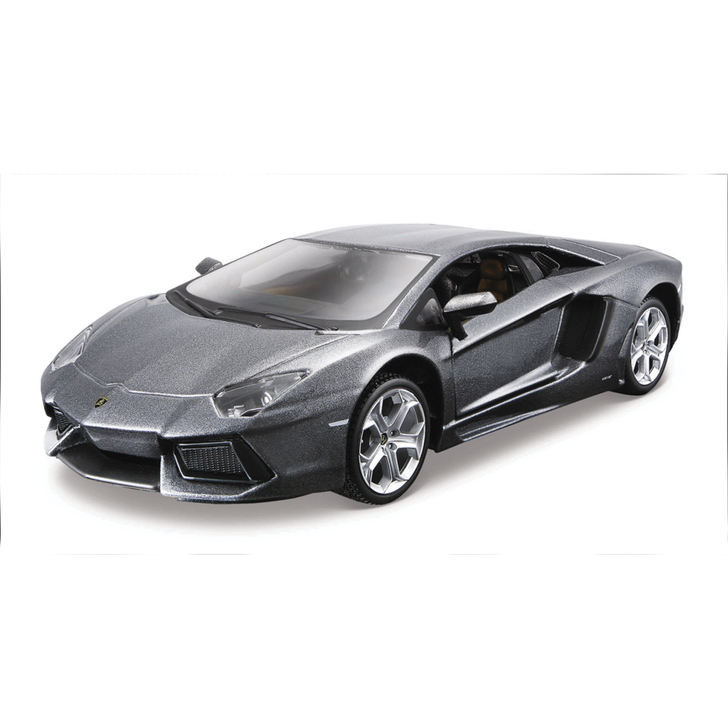 Lamborghini Aventador LP 700-4 Diecast Kit 1:24 Scale Diecast Model by Maisto Main Image