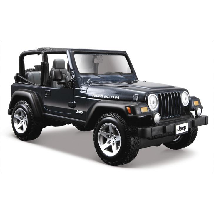 Jeep Wrangler Rubicon Main Image