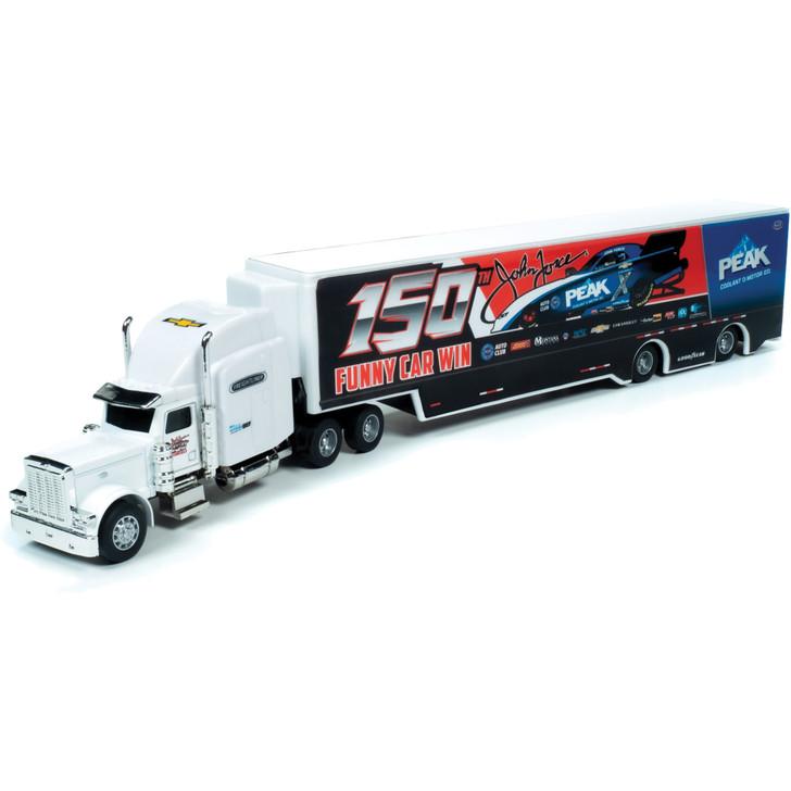 "2019 John Force ""150th Win"" Transporter Main Image"