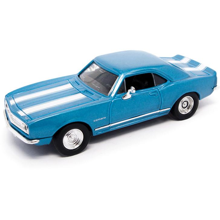 1967 Camaro Z/28 - Blue Main Image