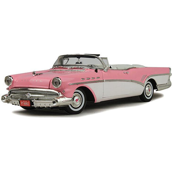 1957 Buick Roadmaster Convertible - Pink Main Image