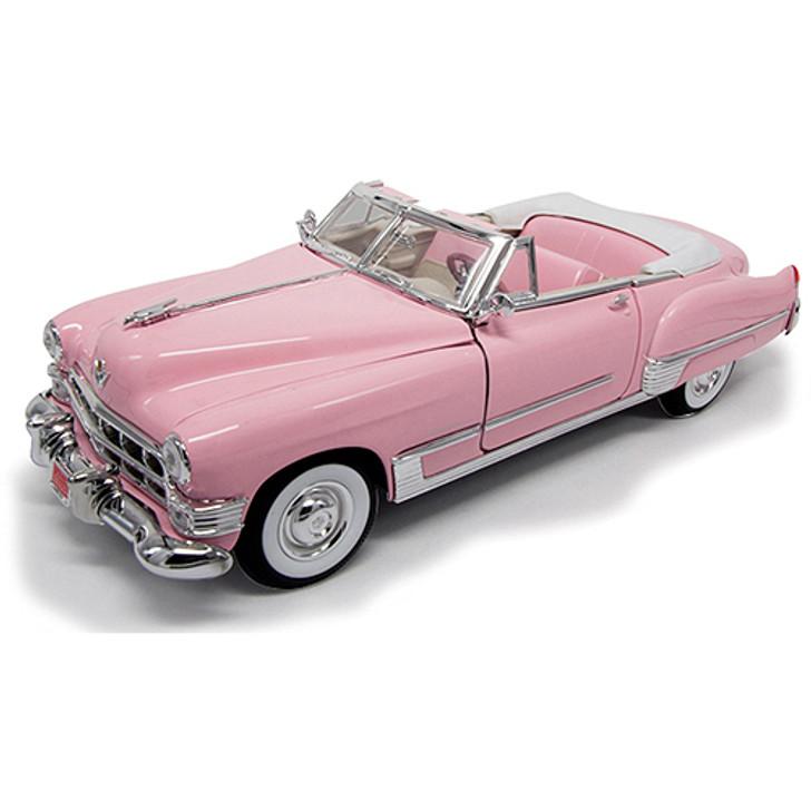 1949 Cadillac Coupe de Ville - pink Main Image