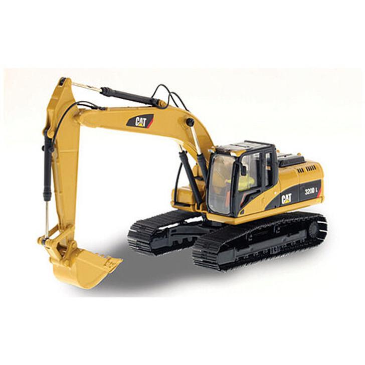 Caterpillar 320D L Hydraulic Excavator Main Image