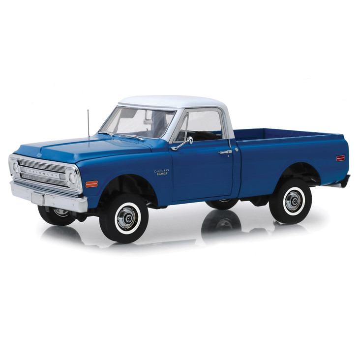 1970 Chevrolet C10 with Lift Kit Main Image