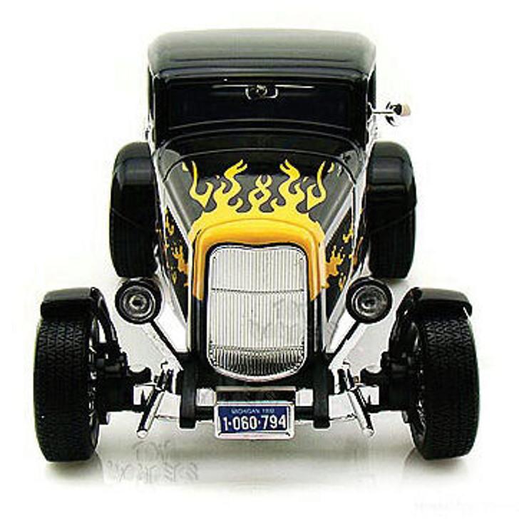1932 Ford Hot Rod - Black Main Image
