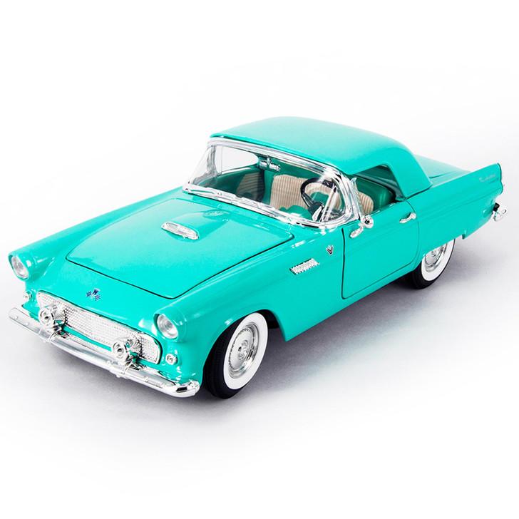 1955 Ford Thunderbird - Skyhaze Green Main Image